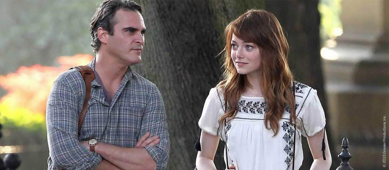 Irrational Man in Movies & Series