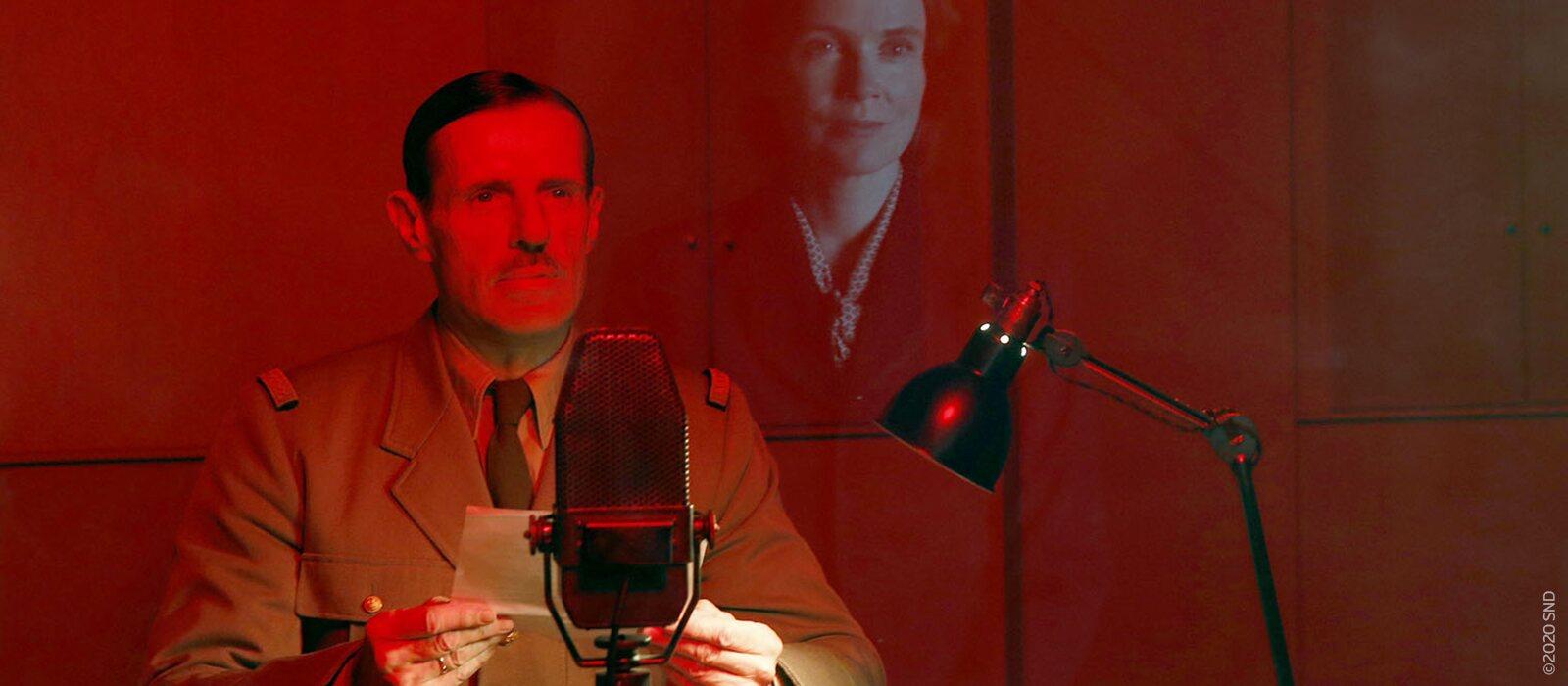 De Gaulle dans  <br />Movies & Series